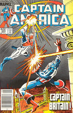 Captain America 305