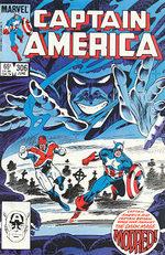 Captain America 306