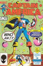Captain America 307