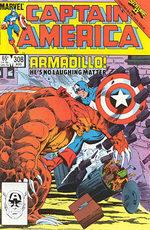Captain America 308