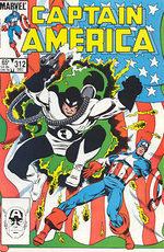 Captain America 312