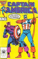 Captain America 317