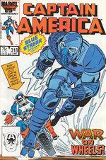 Captain America 318
