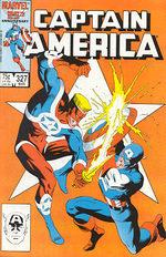 Captain America 327