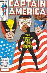 Captain America 336