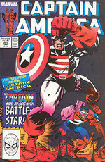 Captain America 349