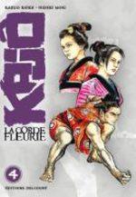 Kajô, La Corde Fleurie 4 Manga