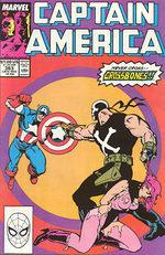 Captain America 363