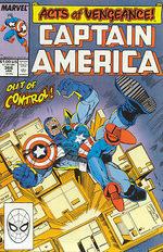 Captain America 366