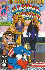 Captain America 388