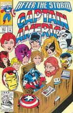 Captain America 401