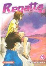 Regatta T.4 Manga