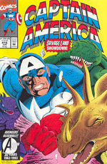 Captain America 416