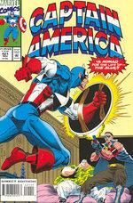 Captain America 421