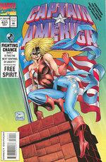 Captain America 431