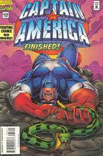 Captain America 436