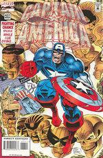 Captain America 437