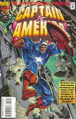 Captain America 438