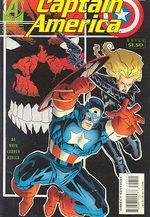 Captain America 446