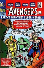 Avengers # 1