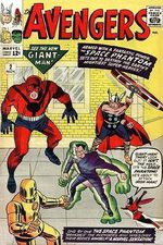 Avengers # 2