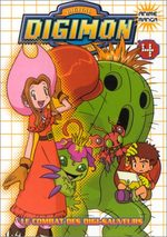 Digimon 4 Anime comics