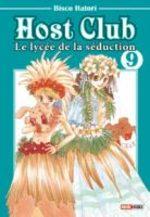 Host Club - Le Lycée de la Séduction 9 Manga