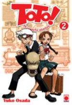 Toto, The Wonderful Adventure 2 Manga