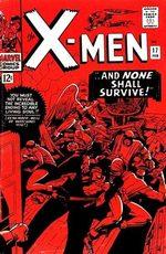 Uncanny X-Men # 17