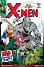 Uncanny X-Men 34