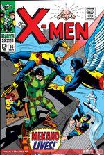 Uncanny X-Men 36