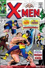 Uncanny X-Men 38