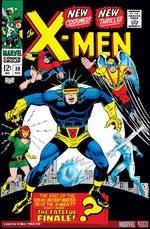 Uncanny X-Men 39