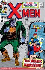 Uncanny X-Men 40