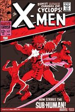 Uncanny X-Men 41