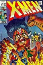 Uncanny X-Men 51