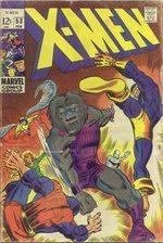 Uncanny X-Men 53