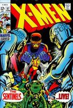 Uncanny X-Men 57
