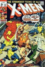 Uncanny X-Men 67