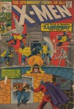 Uncanny X-Men 71