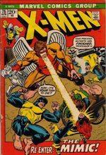 Uncanny X-Men 75