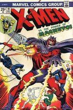 Uncanny X-Men 91