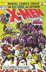 Uncanny X-Men 96