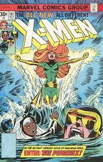 Uncanny X-Men 101