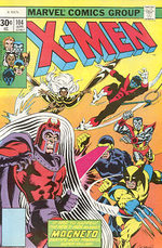 Uncanny X-Men 104