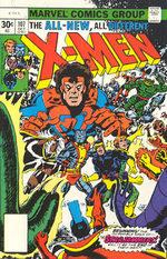 Uncanny X-Men 107