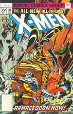 Uncanny X-Men 108