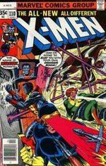 Uncanny X-Men 110