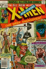 Uncanny X-Men 111