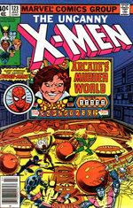 Uncanny X-Men 123
